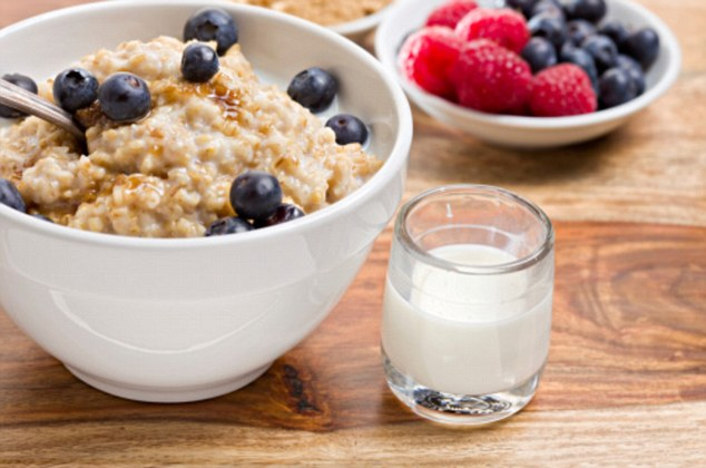 Start Your Morning With Healthy Oatmeal Nutrition