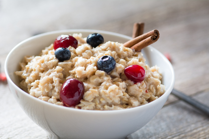 Oatmeal – A Perfect Health Food For All Ages