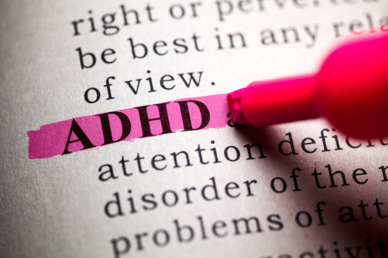 Losing Weight With ADHD