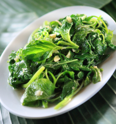 Spinach For Good Health