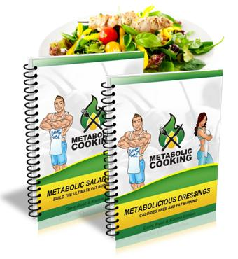 Metabolic Cooking Fat Loss Cookbook Review